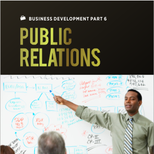 the development of public relations Pr development program for recent college graduates  there's one big reason prosek partners is a leader in the public relations industry : our.